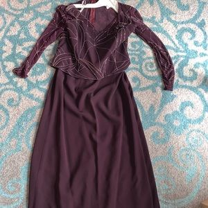 Dresses & Skirts - Beautiful Mother of the Bride dress! Worn once!